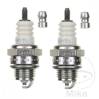 NGK Spark Plugs BPMR7A SB (4345) - Confezione 2