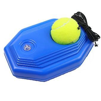 Tennisharjoittelulaite, jossa on pallo yksi harjoituslaite, harjoittele itsepalvelu tennis itseoppivaa rebound-laitteen säästeliästä laitteesta
