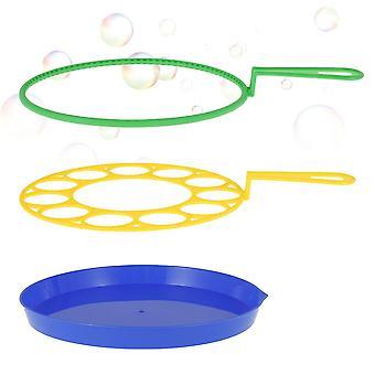 Sauva työkalu saippua kupla puhaltaa