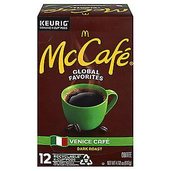 McCafe Venice Cafe Dark Roast Coffee Keurig K Cup