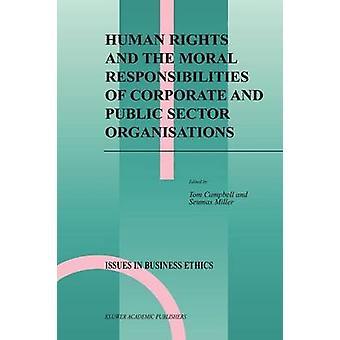 Mänskliga rättigheter och företagens och allmänhetens moraliska ansvar