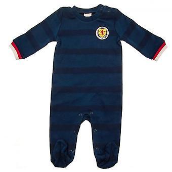 Scotland Sleepsuit 3/6 mths