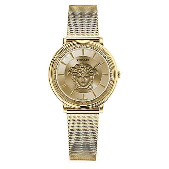 Versace - Armbanduhr - Damen - Quarz - V-Circle - VE8102219