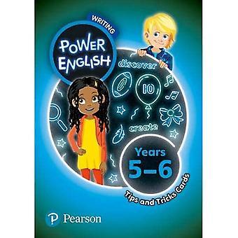 POWER ENGLISH WRITING WRITING TIPS & TRI