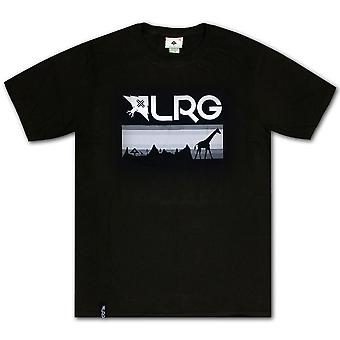 Camiseta LRG Astro negro