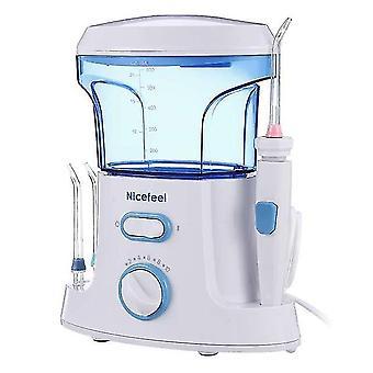 Nicefeel Wasser Zahnseide elektrische Mundbewässerung Zahnseide Wasser Zahnbürste Dental
