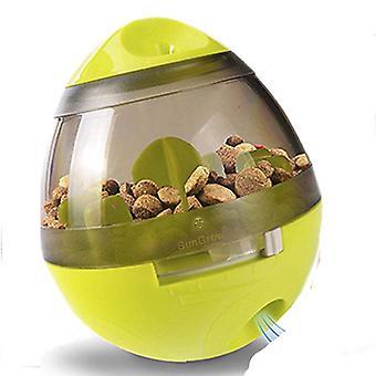 Brinquedo interativo de Iq Treat Ball, Alimentador Lento Divertido, Dispensador de Alimentos