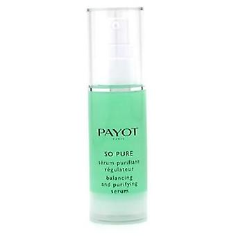 Payot Les Purifiantes So Pure Balacing & Reinigendes Serum (ölige und kombinierte Haut) - 30ml/1oz