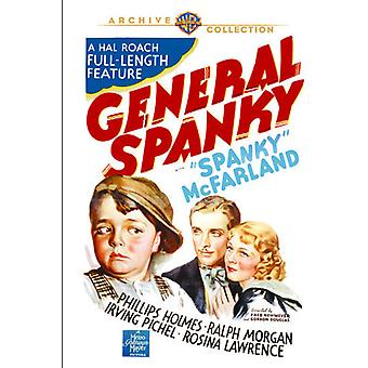 General Spanky [DVD] USA import