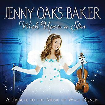 Jenny Oaks Baker - Wish Upon a Star: Tribute to the Music of Walt Dis [CD] USA import