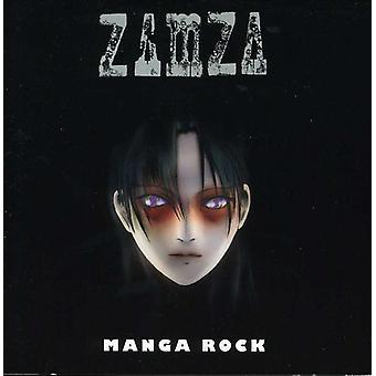 Zamza - Manga Rock [CD] USA import
