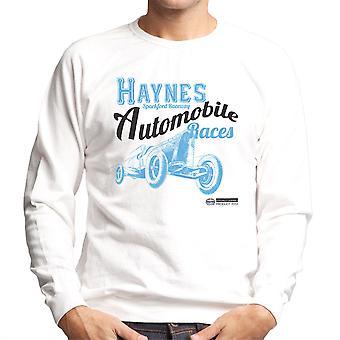 Haynes Brand Sparkford Raceway Races Men's Sweatshirt