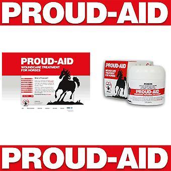 Ylpeä tukea Woundcare hoitoon 100g amme