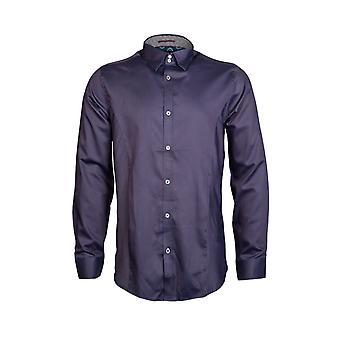 Ted Baker Stripe Camicia Ta5m/ga91/huckfin-25