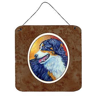 Carolines Treasures  7288DS66 Australian Shepherd Wall or Door Hanging Prints