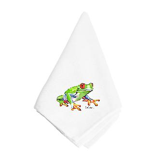 Carolines Schätze 8688NAP Frosch Serviette