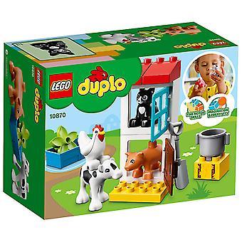 LEGO 10870 DUPLO Nutztiere