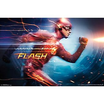 The Flash - Speed Force Poster Print