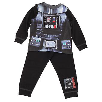 Star Wars Childrens Boys Darth Vader Design Pyjama Set