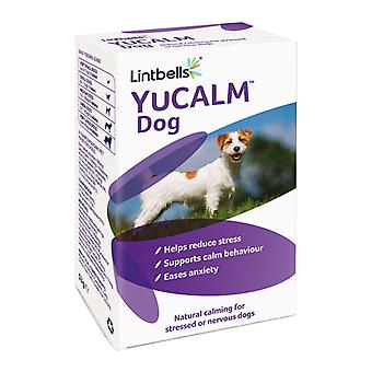 Lintbells Yucalm Calming Tablets For Dogs