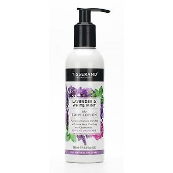 Tisserand Lavender and White Mint The Body Lotion