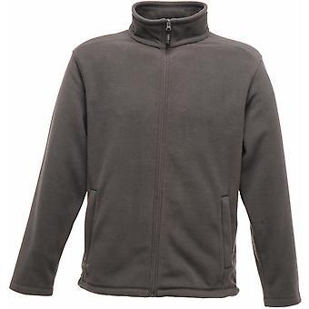 Regata Mens Micro Zip completo leve Workwear Microfleece Jacket
