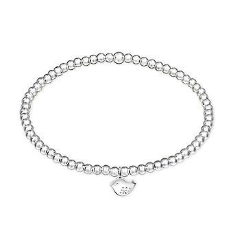 Pássaro - pulseiras de corrente prata esterlina 925 - W32447x
