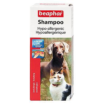 Beaphar MSM Hypoallergenic Dermatological Shampoo