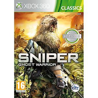 Sniper Ghost Warrior - Classic (Xbox 360) - Fabrik versiegelt
