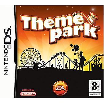 Forlystelses Park (Nintendo DS)-fabriks forseglet