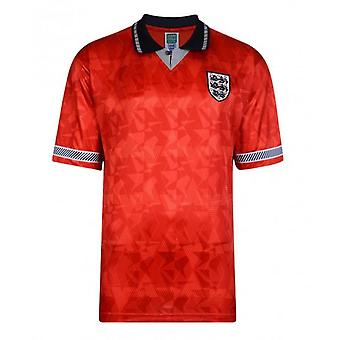 England 1990 World Cup Finals Away Shirt - Adult
