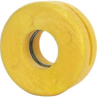 StandexMeder Electronics MS03-PP Permanent magnet Ring (L x W x H) 11 x 11.7 x 27 mm Hard ferrite Temperature limit (max.): 120 °C