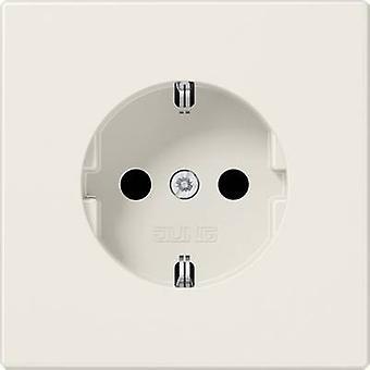 Jung sett PG socket LS pluss LS design, LS 990 hvit LS1520