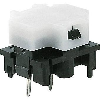 Marquardt 6425.3121 Pushbutton 28 V 0.1 A 1 x Off/(On) momentary 1 pc(s)