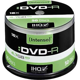 Intenso 4101155 Blank DVD-R 4.7 GB 50 pc(s) Spindle