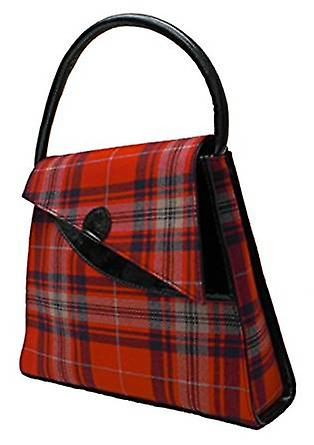 Lucy Tartan Handbag (Welsh Harris)