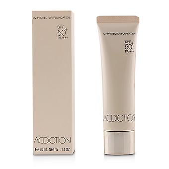 Addiction Uv Protector Foundation Spf 50 - # 011 (warm Sand) - 30ml/1.1oz