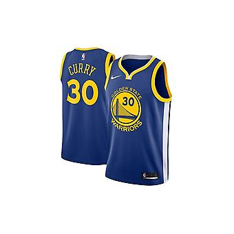 Nike Nba Golden State Warriors Steph Curry Swingman Jersey - Icon Edition