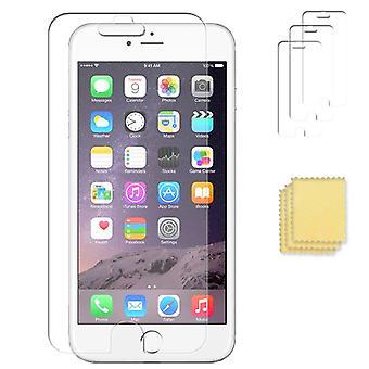 3-Pack iPhone 7 Plus Bildschirmschutz Transparent
