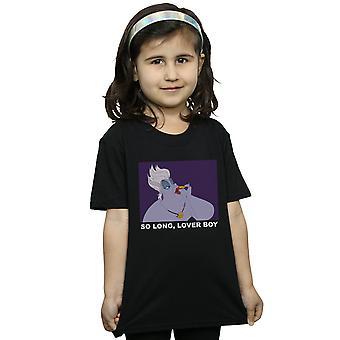 Dziewczyn Disney mała syrenka Ursula Lover Boy T-Shirt