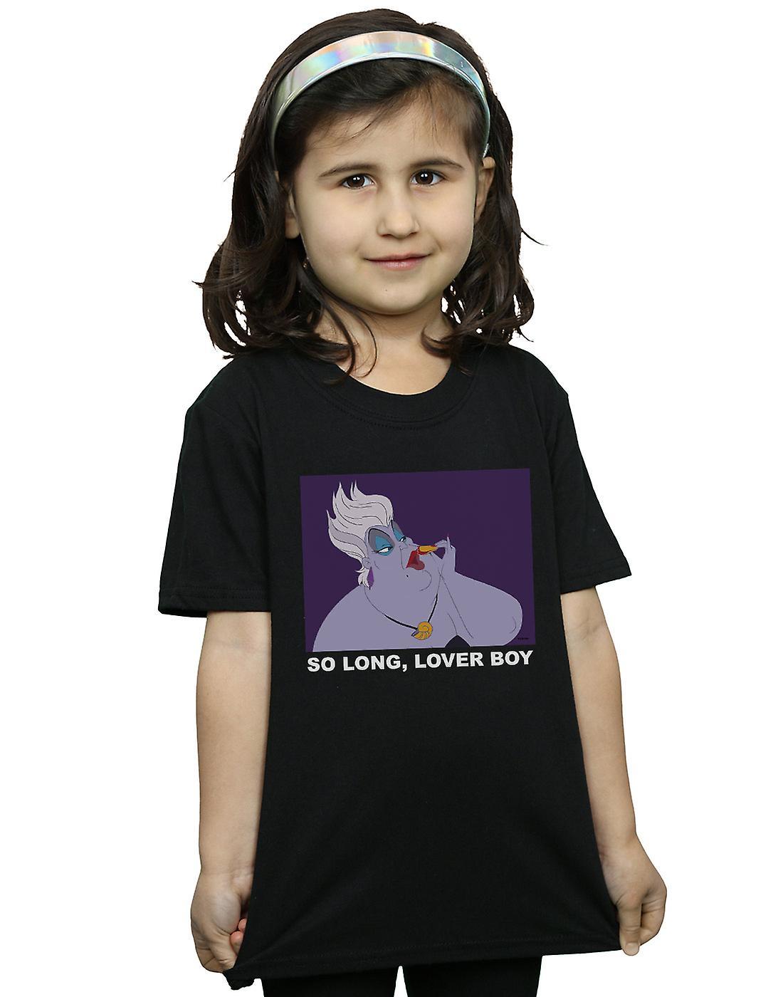 Disney Girls The Little Mermaid Ursula Lover Boy T-Shirt