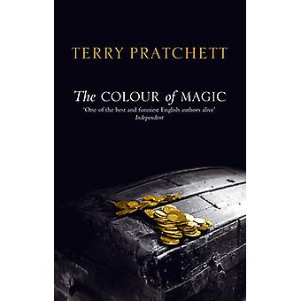 Väri Magic - (Kiekkomaailma romaani 1) Terry Pratchettin - 9780552