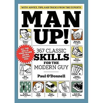 Man Up! by Paul O'Donnell - 9781579653910 Book