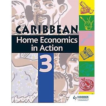 家庭科ホーム Econ のアクション本カリブ会 3