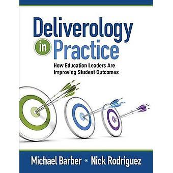 Deliverology käytännössä - miten Education johtajat ovat parantaa opiskelijoiden