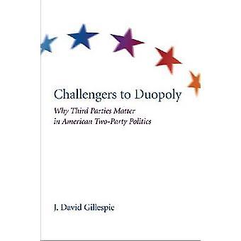 Duopolie - waarom derden uit in Amerikaanse tweedelige uitdagers