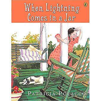 Wann kommt Lightning in einem Glas