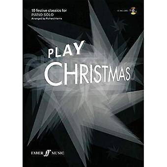 Play Christmas: (piano/enhanced CD)