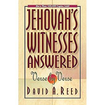 Jehovas vittnen svarade vers för vers
