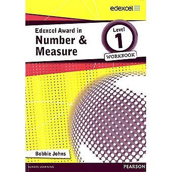 Edexcel Award in Number and Measure Level 1 Workbook (Edexcel Mathematics Awards Series)